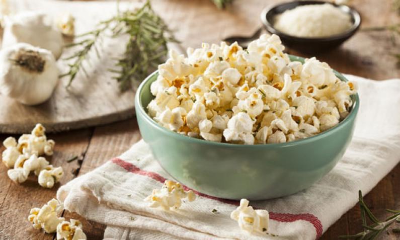 Popcornmaschine: Popcorn einmal anders