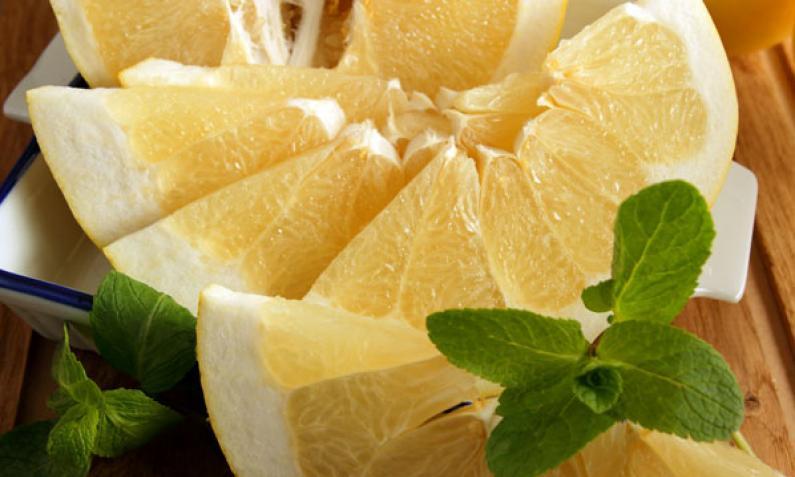 Pomelo Die Exotische Frucht Heiß Und Kalt Genießen Chefkochde