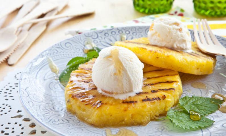 Ananas und Ernährung – Abnehmen mit der exotischen Frucht
