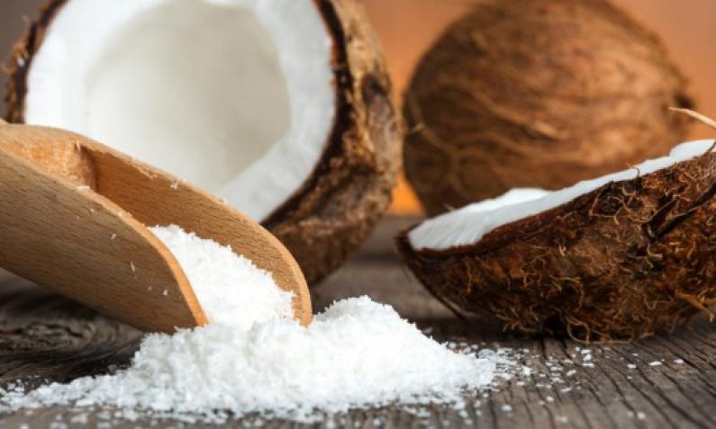Kokosmehl: in so manchem Rezept ein guter Ersatz für normales Mehl
