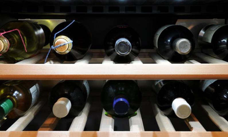 Amerikanischer Kühlschrank Mit Weinschrank : Ein weinkühlschrank kann einiges chefkoch