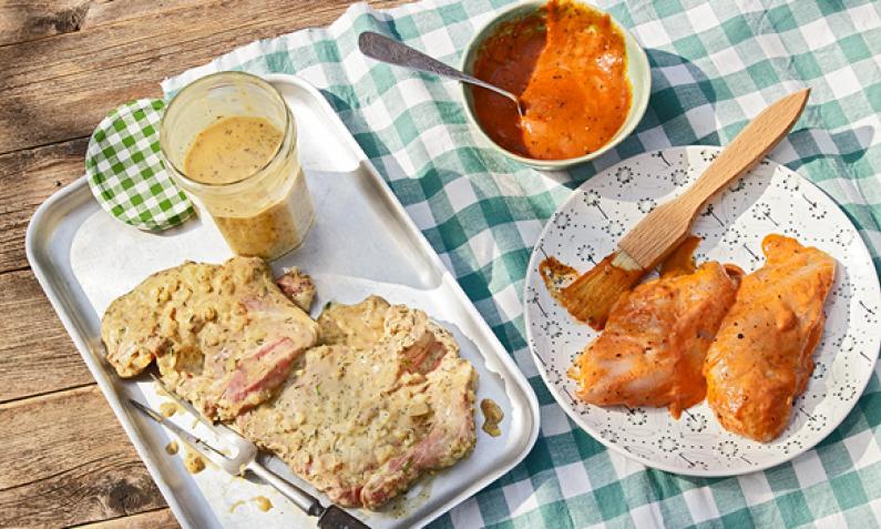 Marinaden: Abwechslung fürs Grillfleisch