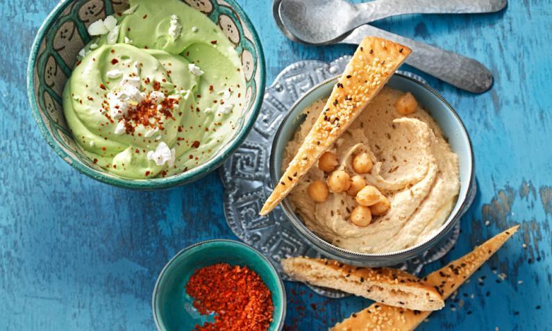 Hummus Bi Tahina. Die Orientalische Küche ...