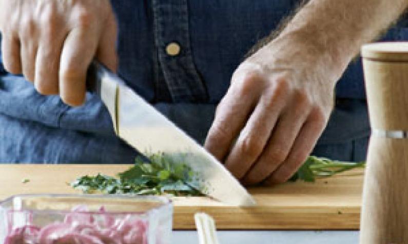 Messer Endlich Richtig Scharfen Chefkoch De
