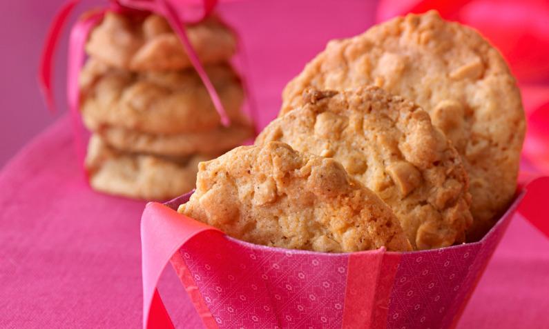Mr. Tom's Erdnusscookies