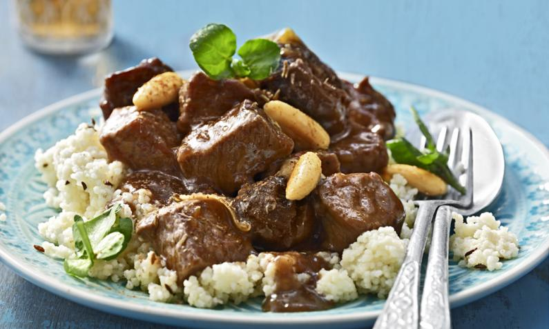 Die marokkanische Küche - 1001 Rezepte