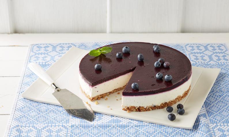 Cheesecake: Käsekuchen besonders cremig: Macht Mama stolz