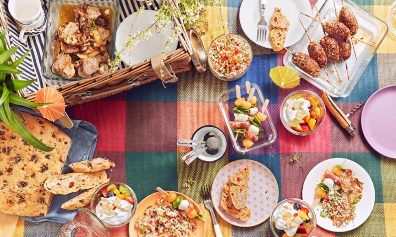 Picknick mit Torte: Ein Bilderbuch zum genauen Hinschauen | ThГ© Tjong-Khing | ISBN: 9783895651922 | Kostenloser Versand fГјr alle BГјcher mit Versand und.