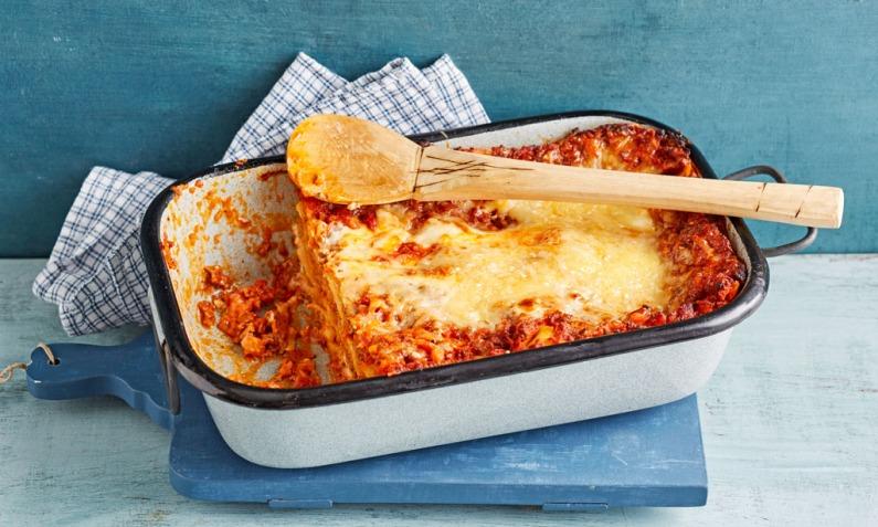 Leckerste Lasagne der Welt