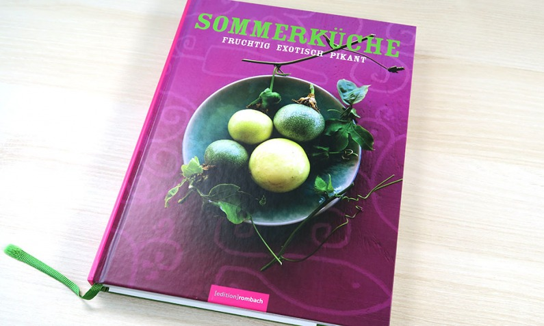 Sommerküche Kochen Und Genießen : Rezension: sommerküche fruchtig exotisch pikant chefkoch.de