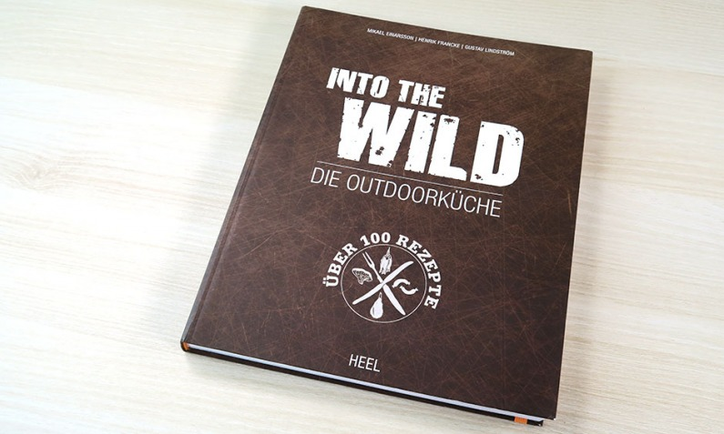Outdoor Küche Kochbuch : Into the wild: die outdoorküche chefkoch.de