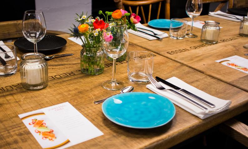 Supper Club Und Kochtreffen Denn Gemeinsam Schmeckt Es Besser