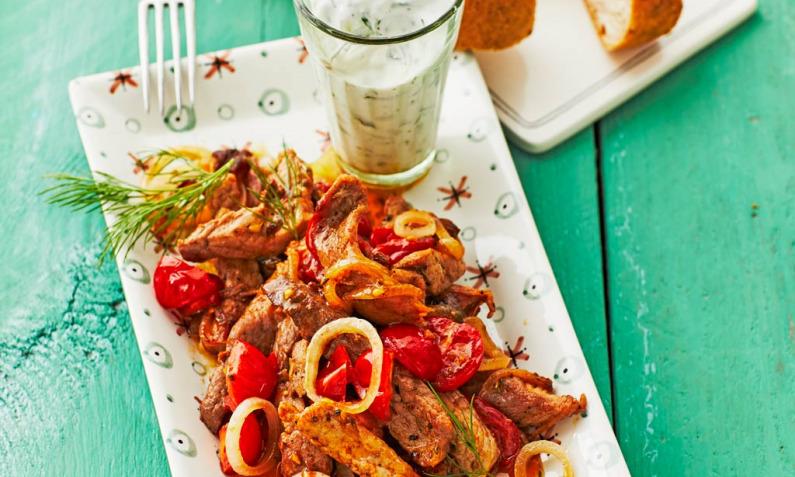 Kaufland | Gyros – würzige Spezialität der griechischen Küche ...