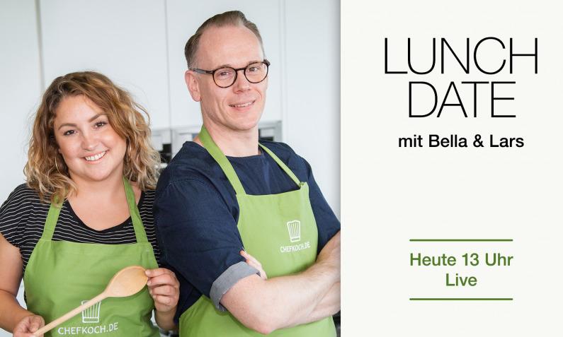 Lunchdate: Kartoffel-Kürbis-Gulasch mit Gerd Müller