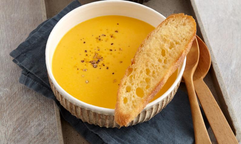 Möhre Ingwer Suppe