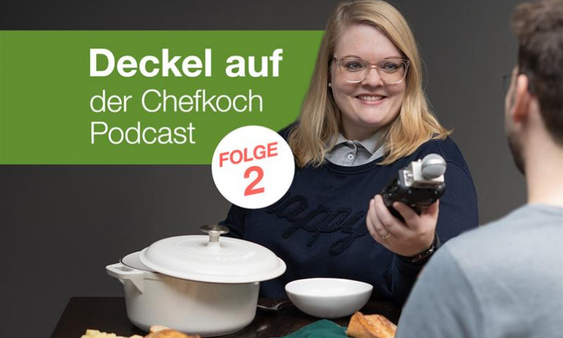 Deckel auf - der Chefkoch Podcast Folge 2