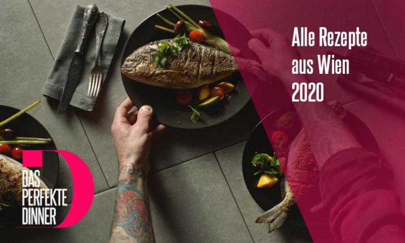 Rezepte aus Wien 2020