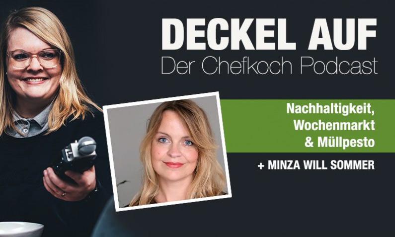 Deckel auf – Der Chefkoch Podcast Folge 5