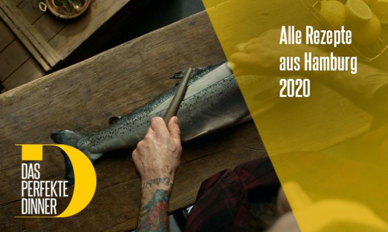 Das perfekte Dinner aus Hamburg 2020