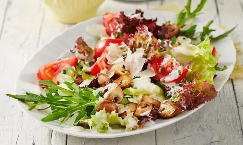 Rezepte für Salate zum Grillen