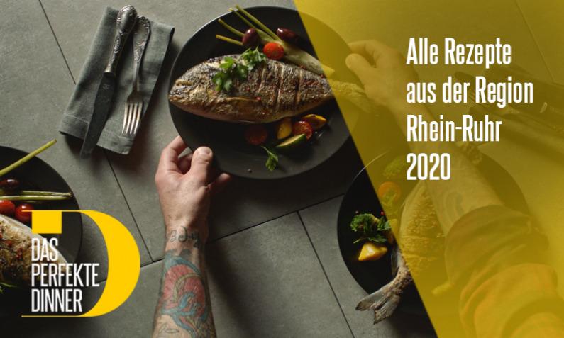 Das perfekte Dinner vom 18.05. – 22.05. aus der Region Rhein-Ruhr