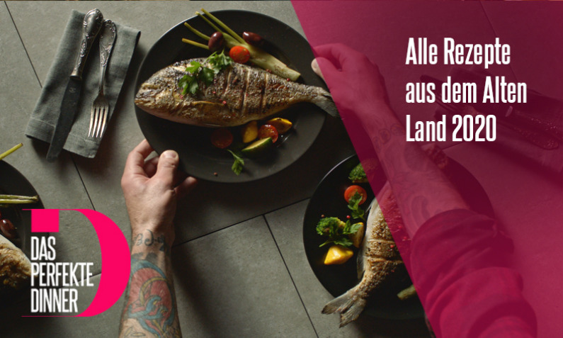 Das perfekte Dinner aus dem »Alten Land« 2020