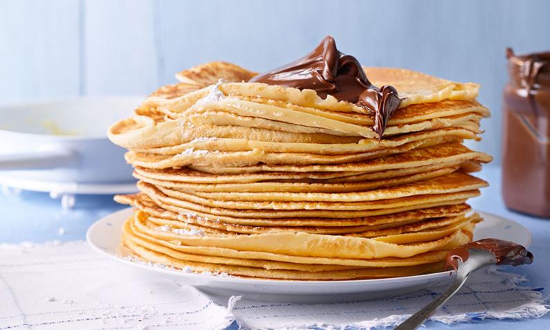 Die besten Pfannkuchen-Rezepte