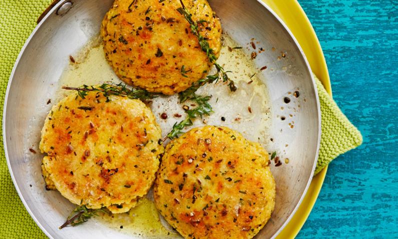 Vegetarische Rezepte zum Vorkochen