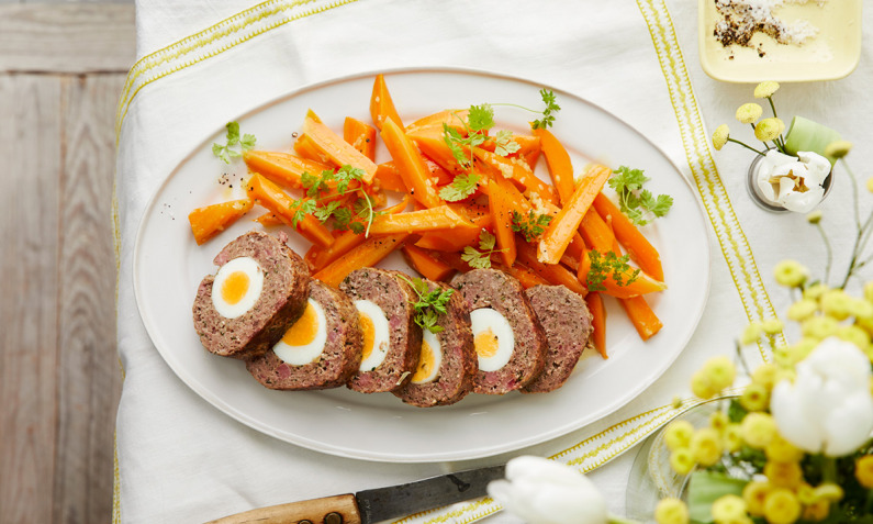 Inspiration für Ostermenüs