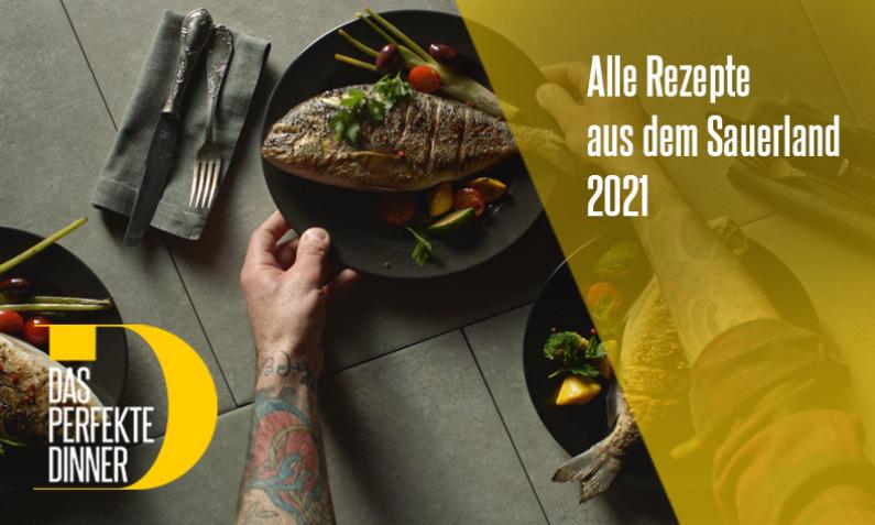 Das perfekte Dinner aus dem Sauerland 2021