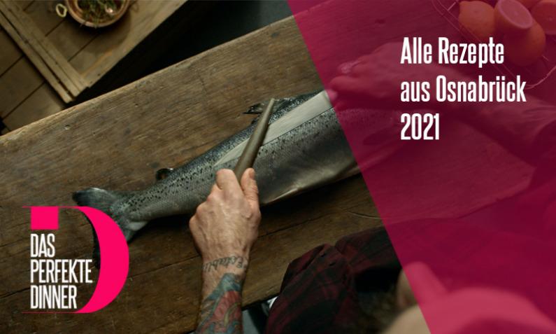 Das perfekte Dinner aus Osnabrück 2021