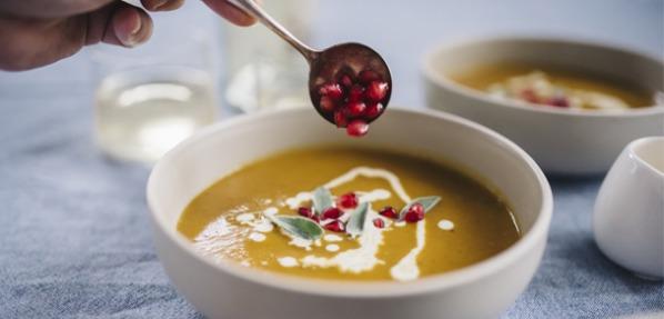 Jede Suppe lässt sich raffiniert verfeinern