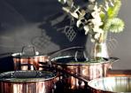 Kupfertöpfe im Chefkoch Shop