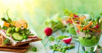 Leichte Sommergerichte für heiße Tage