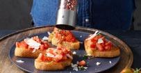 Ein wahres Dream-Team: Tomate und Pflaume