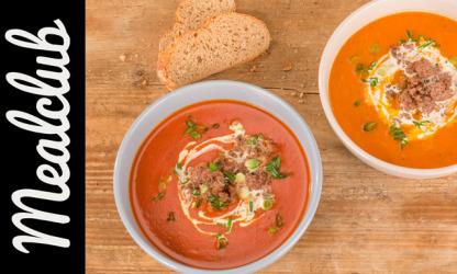 Der Tomatensuppen-Test