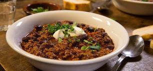 Chili con Carne – feuriger Eintopf