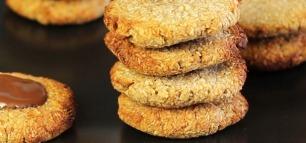 Cookies aus 2 Zutaten