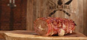 Bacon Bomb aus dem Kugelgrill