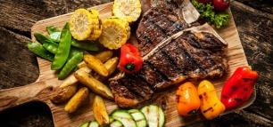 Ernährungsreport 2017: Big Mac Salat für alle?