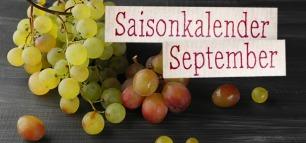 September ist Erntezeit!
