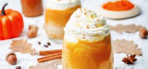 Pumpkin Spice Latte selbstgemacht