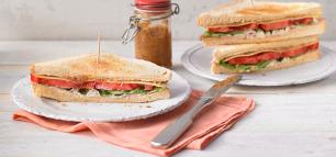 Sandwiches für jeden Geschmack