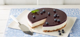 Cremiger Cheesecake