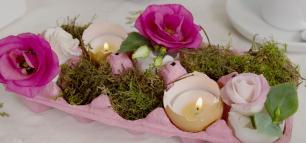 Frühling für den Tisch