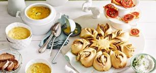 Top 10 Brote zum Grillen