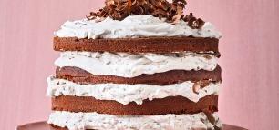 Für Hochstapler: Naked Cake