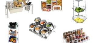 Mehr Stauraum für eure Küche