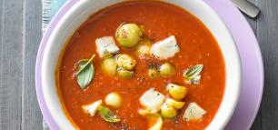 Tomatensuppe – ein Klassiker