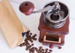 Kaffee mahlen mit allen Sinnen